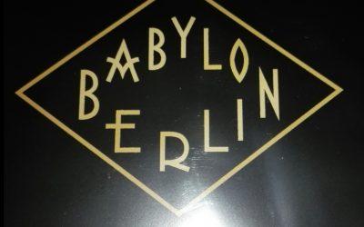 Babylon Berlin?!? – Impressionen einer S-Bahn-Fahrt