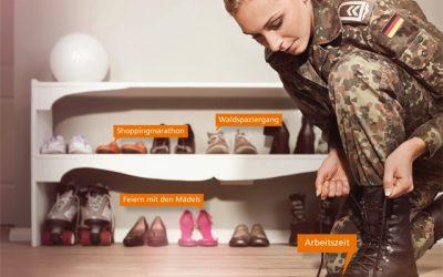 Neulich bei der Bundeswehr – die Sache mit den menschlichen Bedürfnissen