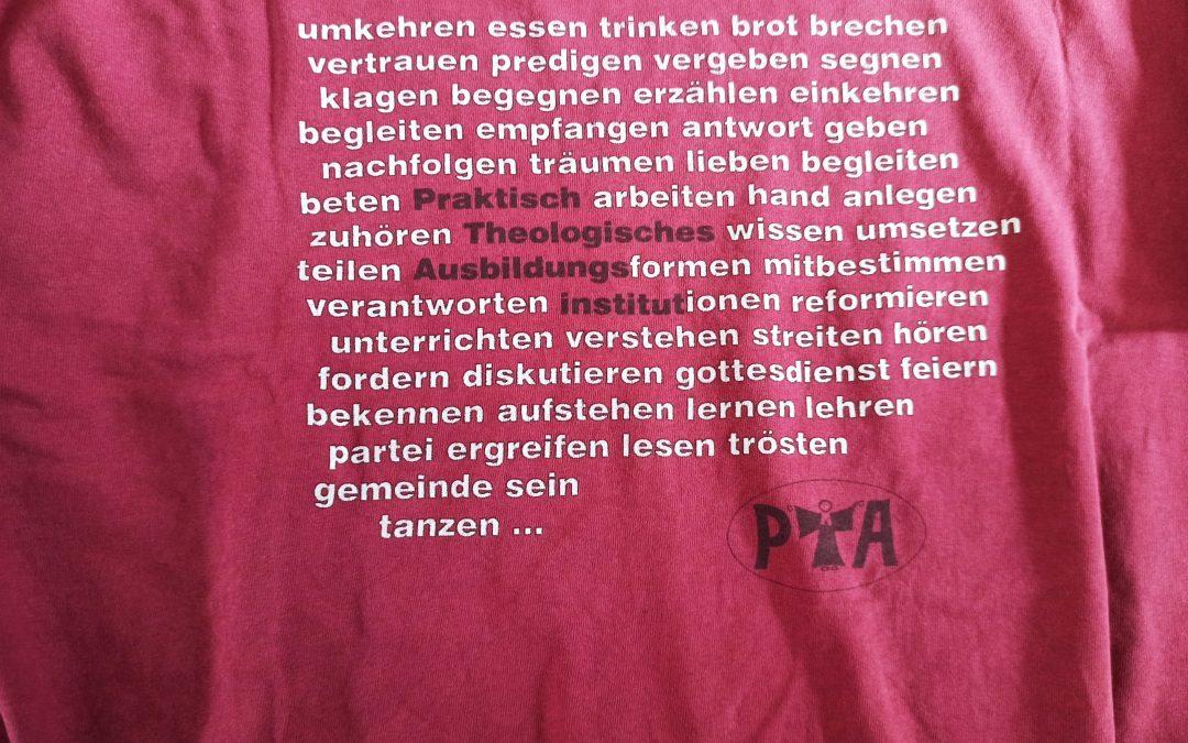 Geschichte 2: Das PTA-T-Shirt
