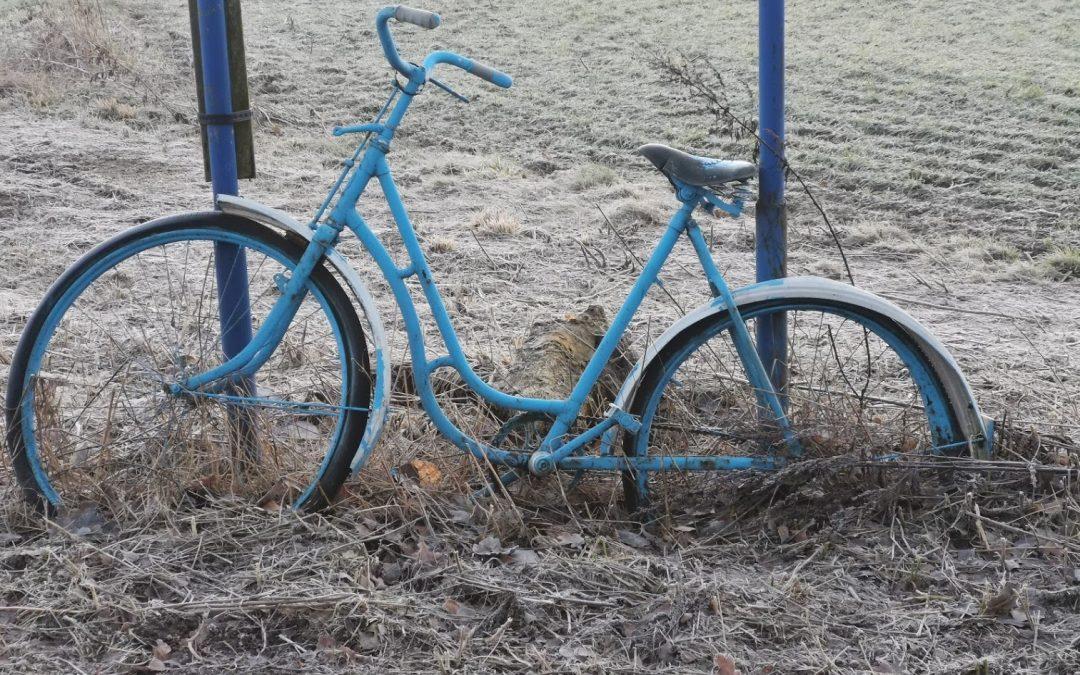 Vom Schreibtischblues und dem Fahrradpedal – geht doch …