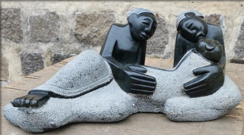 Erzählende Steine aus Simbabwe